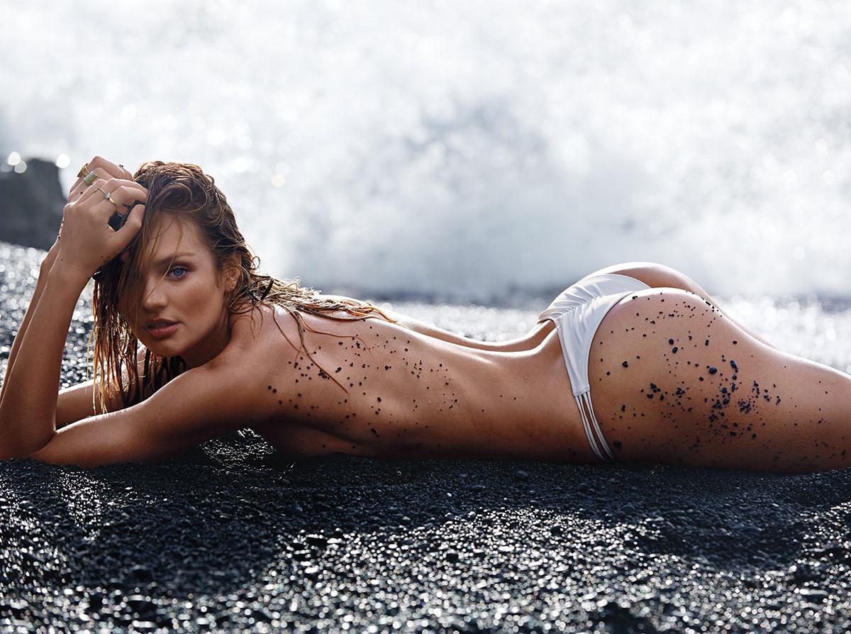CANDICE SWANEPOEL – Victoria's Secret Swim 2015 Photoshoot ...