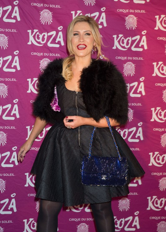 HEIDI RANGE at Kooza by Cirque du Soleil VIP Performance