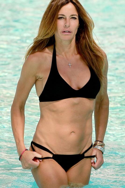 KELLY BENSIMON in Bikini