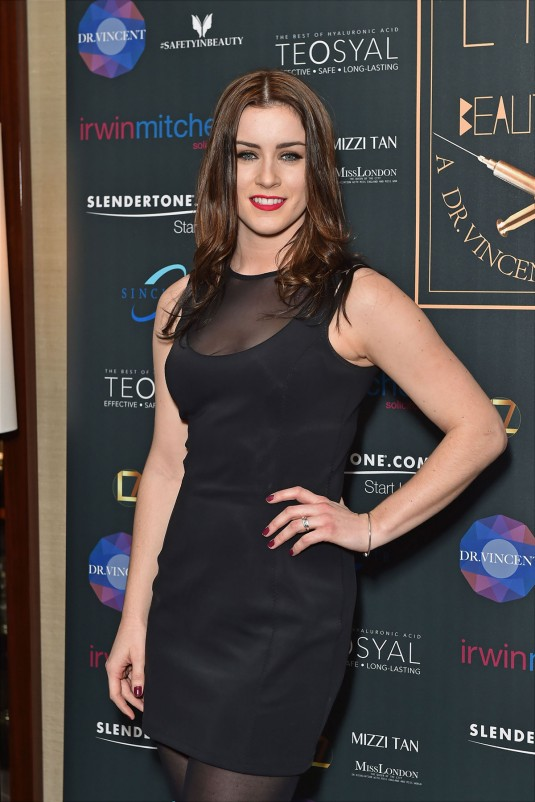 LUCIE JONES at Life is Beauty-full Premiere