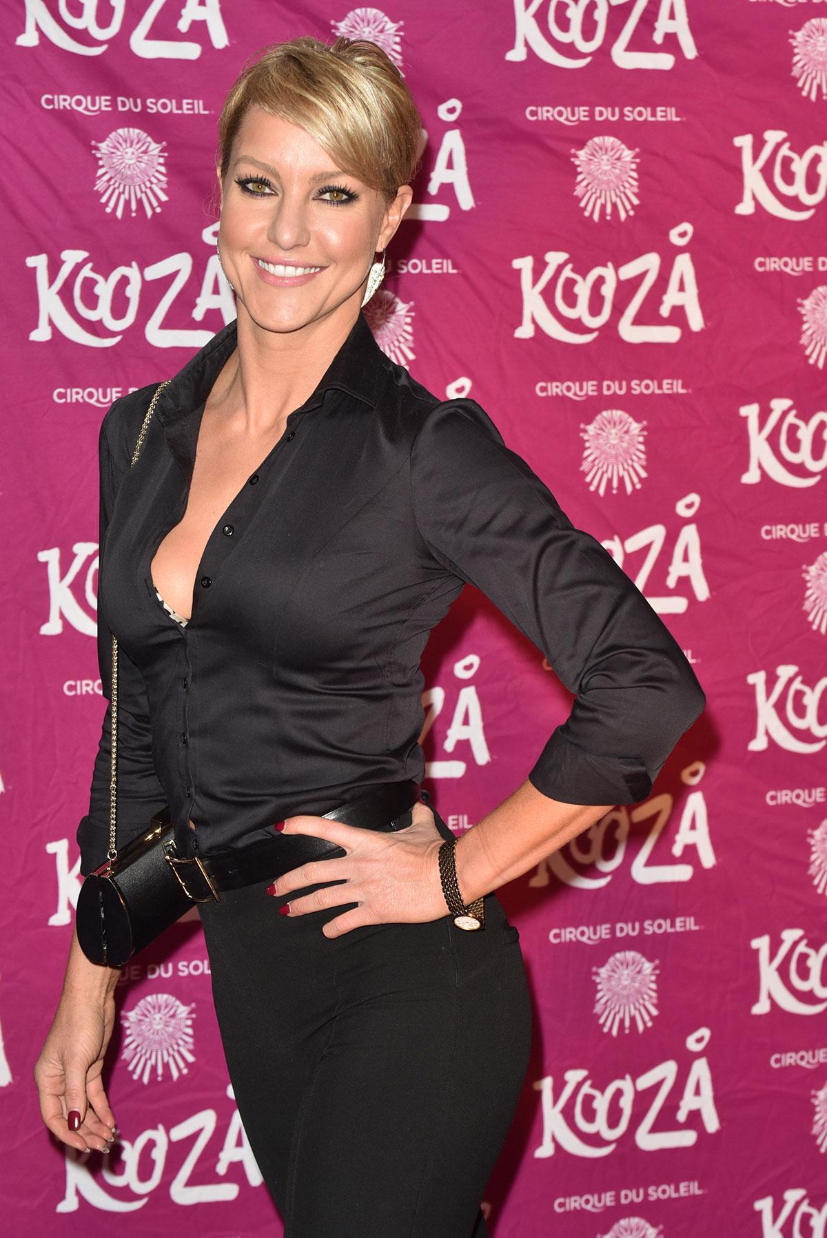 NATALIE LOWE At Kooza By Cirque Du Soleil VIP Performance