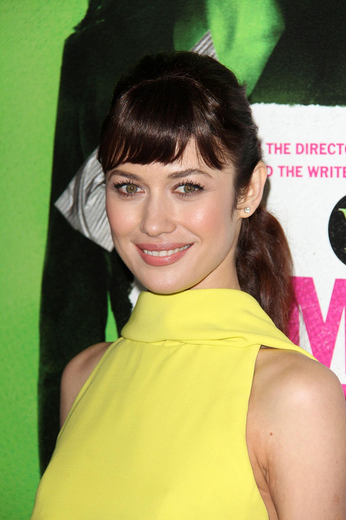 OLGA KURYLENKO at Vampire Academy Premiere in Los Angeles - HawtCelebs ...