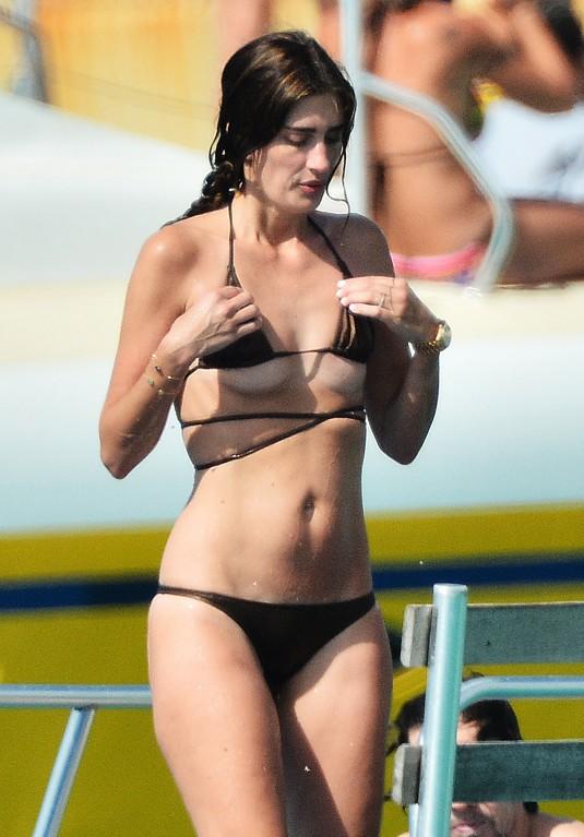 RHEA DURHAM in Bikini