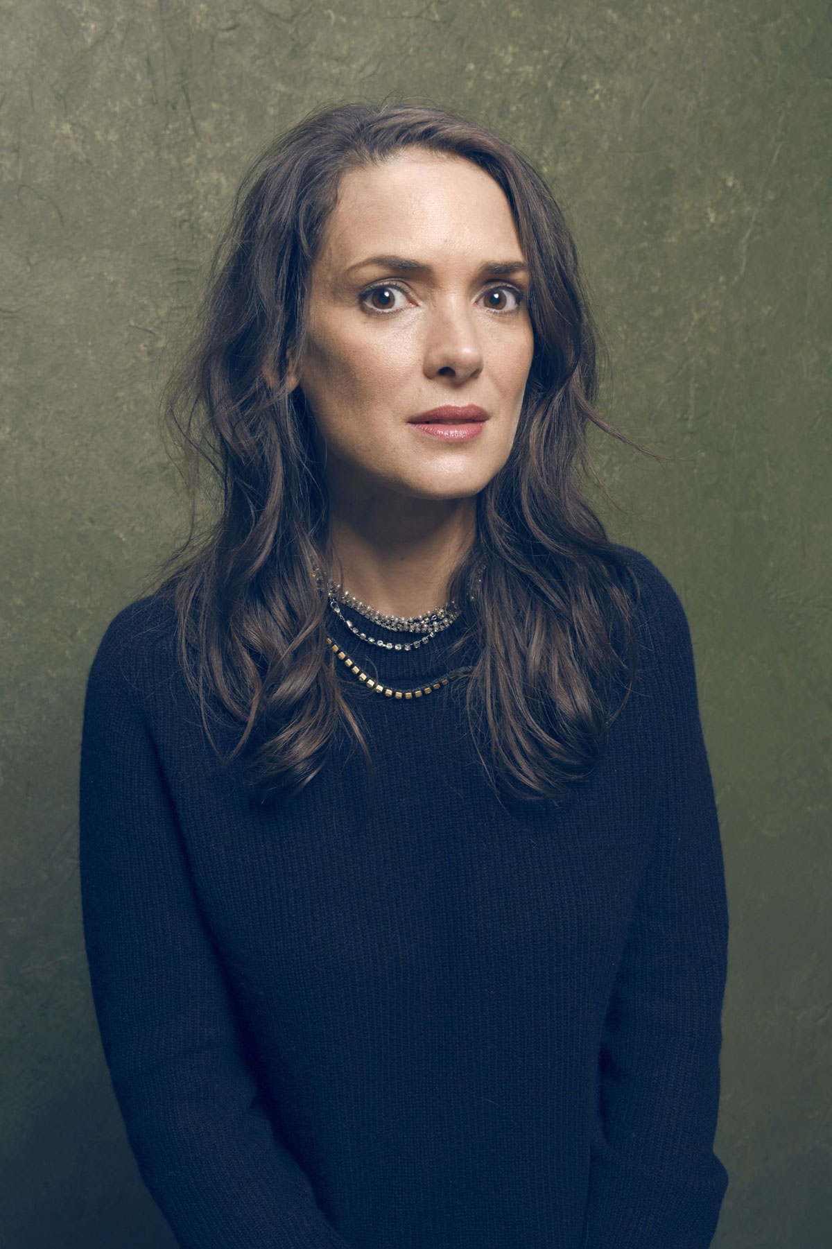 WINONA RYDER at 2015 S...