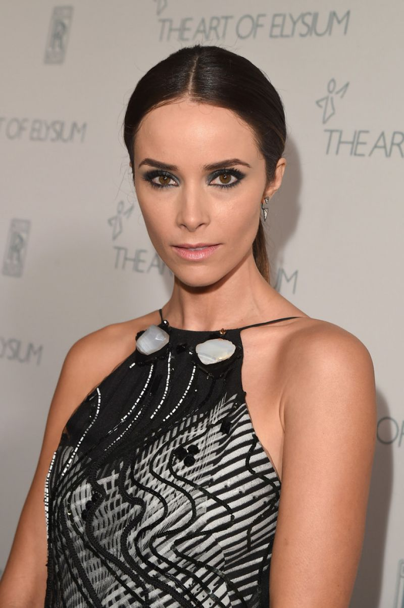 ABIGAIL SPENCER at Art of Elysium and Samsung Galaxy Present Marina Abramovic's Heaven in Los Angeles