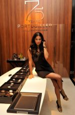 ADRIANA LIMA at IWC Booth at SIHH 2015 in Geneva