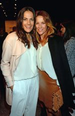 ALEXANDRA NELDEL and BETTINA ZIMMERMANN at Marc Cain Fashion Show in Berlin