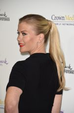 ALISON SWEENEY at Hallmark Channel TCA Press Tour in Pasadena