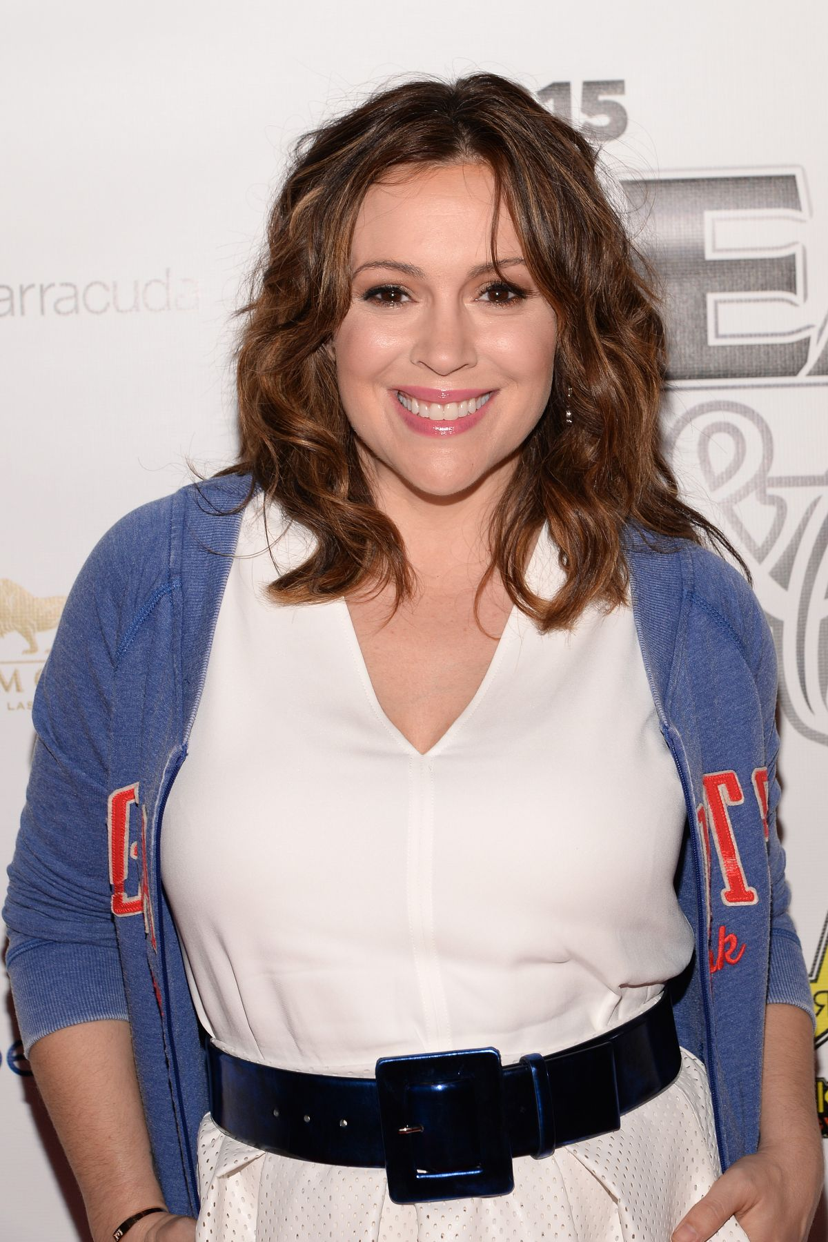 Image result for alyssa milano fat