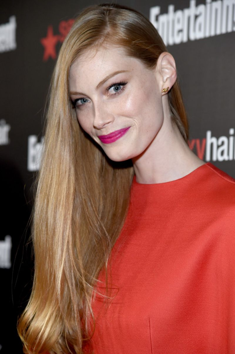 ALYSSA SUTHERLAND at EW