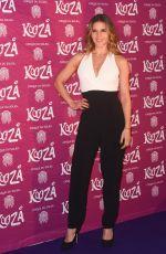 AMANDA BYRAM at Kooza by Cirque du Soleil VIP Performance in London