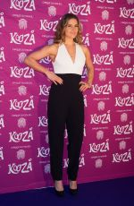AMANDA BYRAM at Kooza by Cirque du Soleil VIP Performance in London
