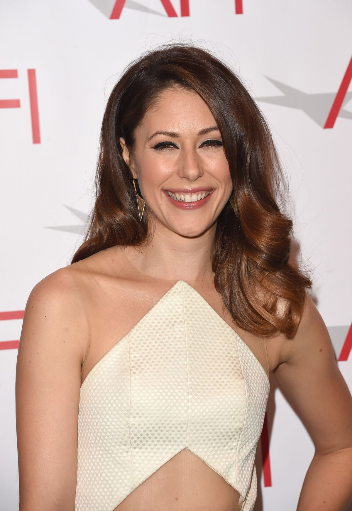 AMANDA CREW at 2015 AFI Awards in Los Angeles