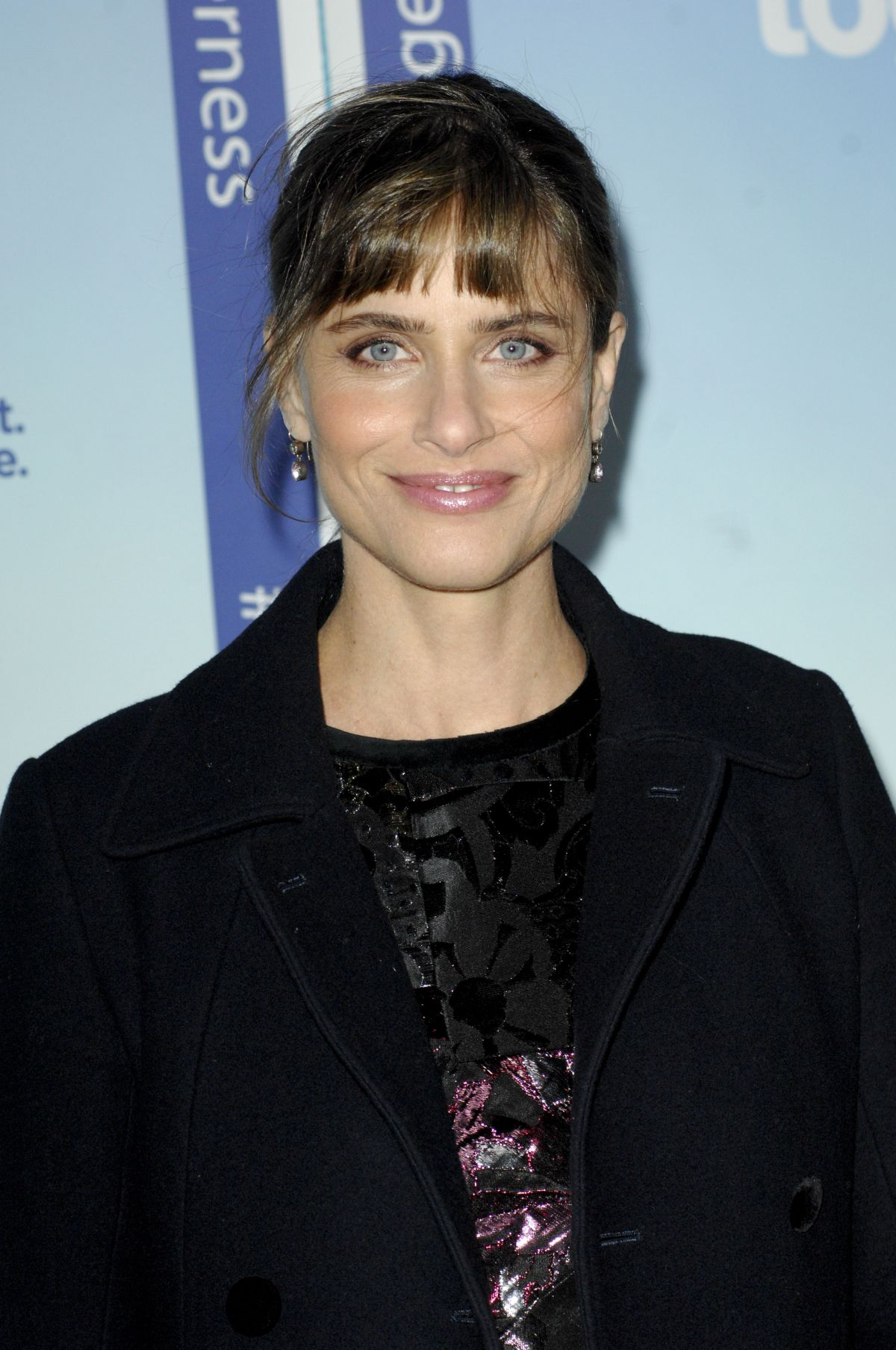 AMANDA PEET at Togetherness Premiere in Hollywood