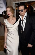 AMBER HEARD at Art of Elysium and Samsung Galaxy Present Marina Abramovic's Heaven in Los Angeles