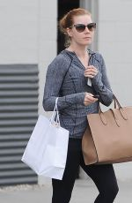 AMY ADAMS Out Shopping in Beverly Hills 2801