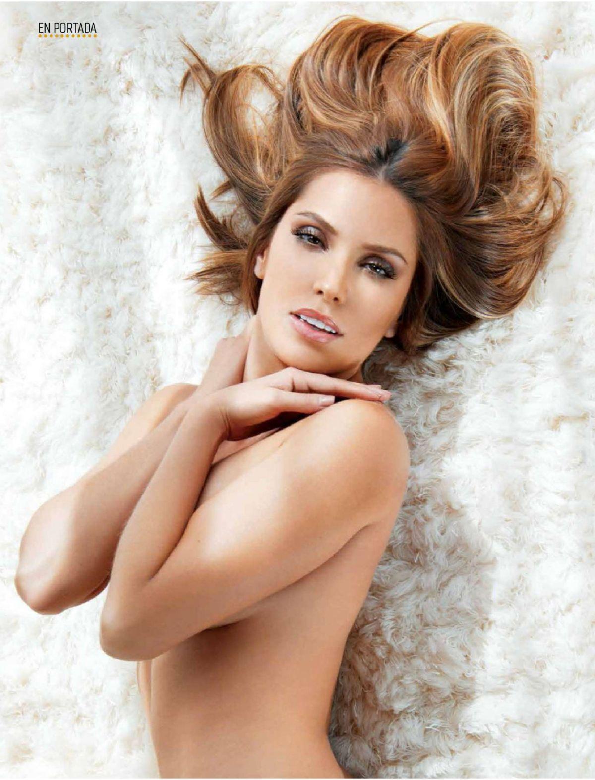 Andrea Escalona In Open Magazine Mexico January 2015 Issue Hawtcelebs