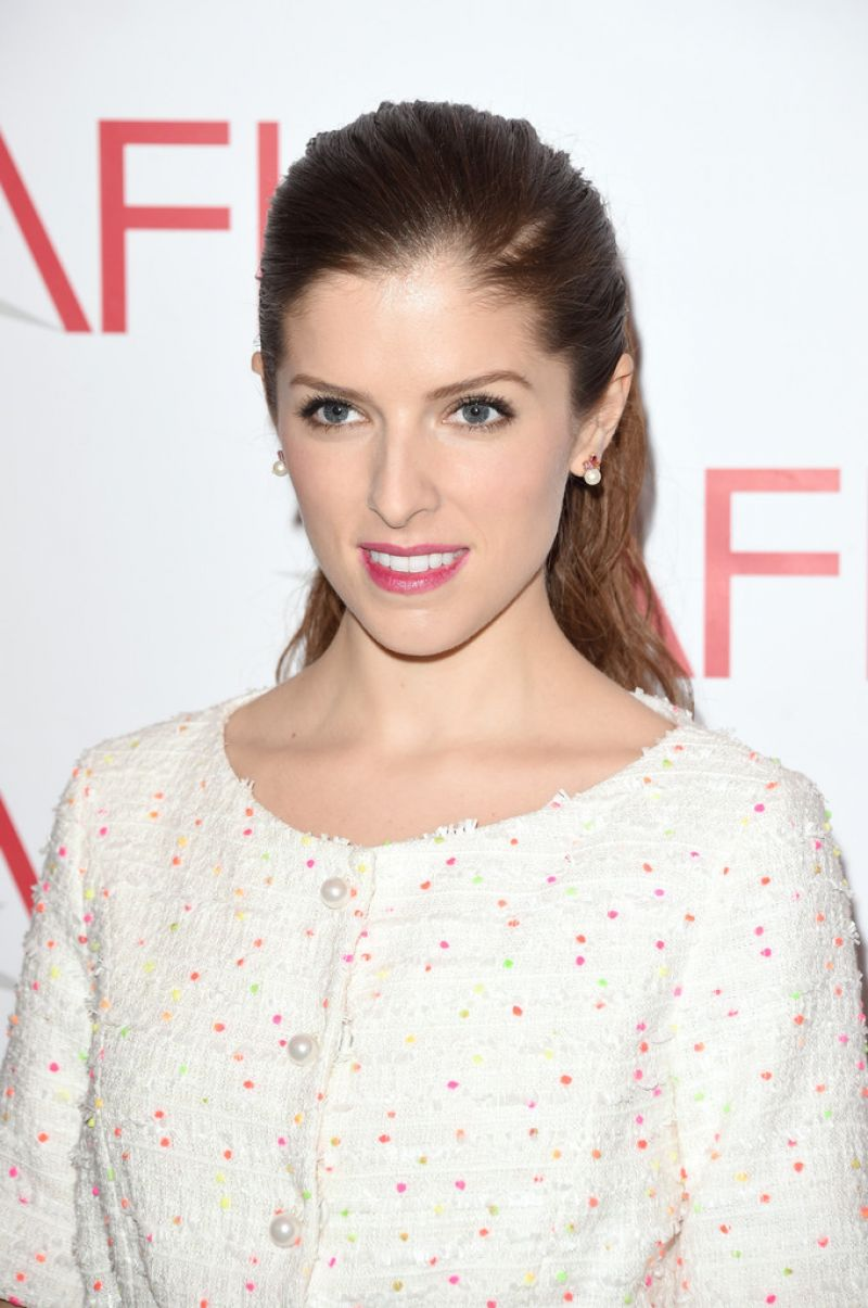 ANNA KENDRICK at 2015 AFI Awards in Los Angeles - HawtCelebs ...