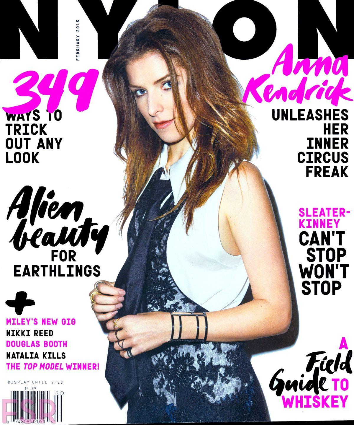 To Nylon Magazine 71
