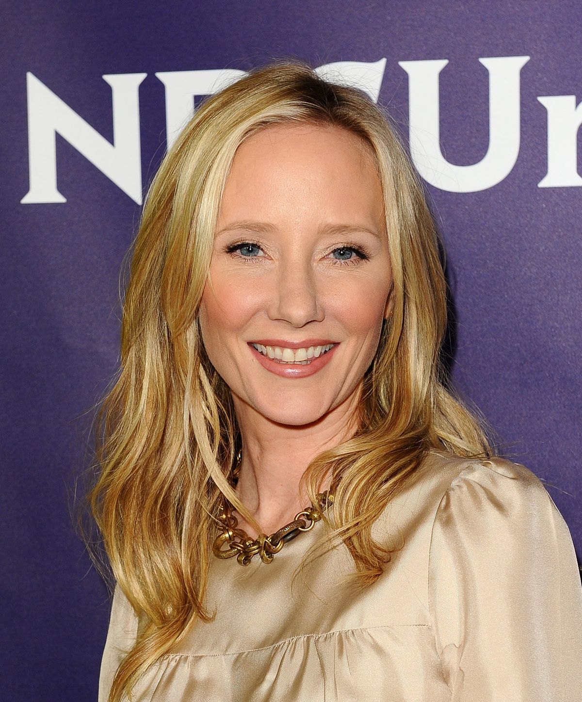 Anne Heche: ANNE HECHE At NBC/Universal 2015 Press Tour In Paadena