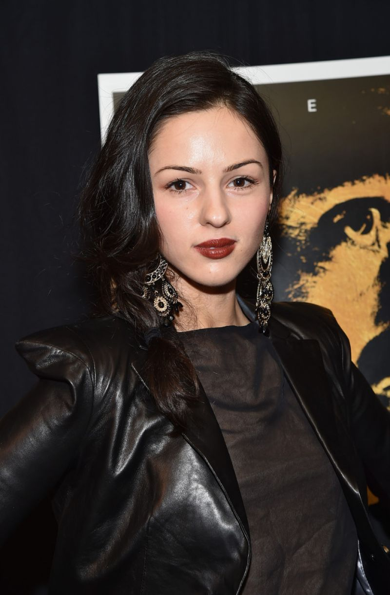 ANNET MAHENDRU at Black Sea Screening in New York ...