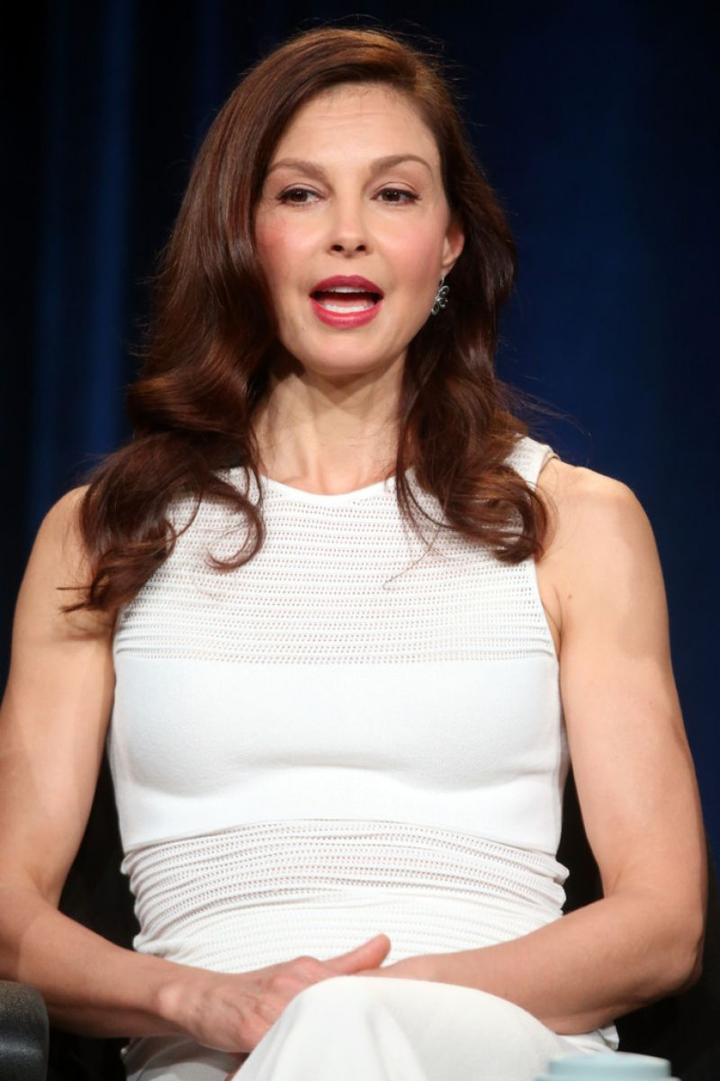 ASHLEY JUDD at Independent Lens a Path Appears Panel at ...