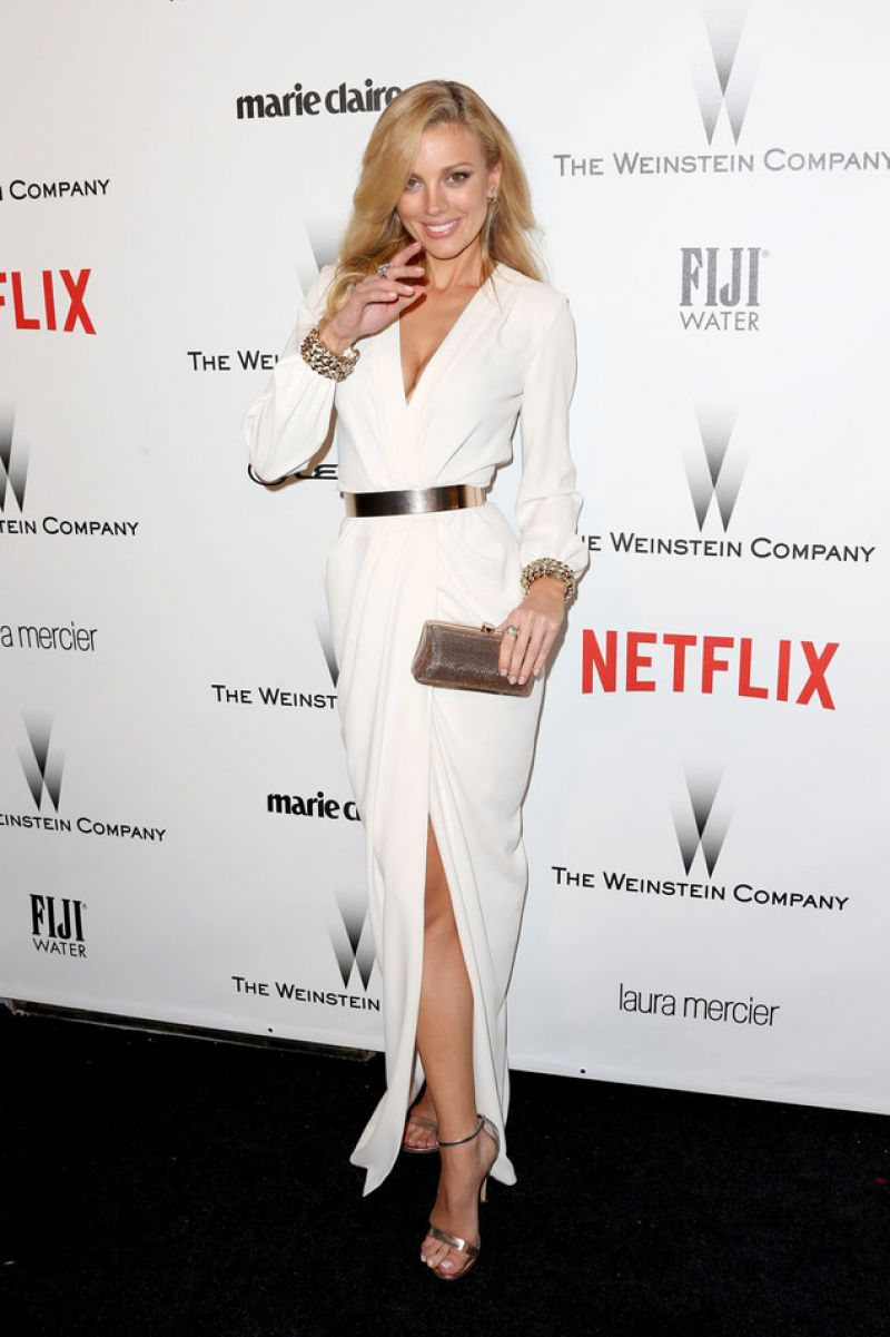 BAR PALY at The Weinstein Company and Netflix Golden Globes Party in beverly Hills
