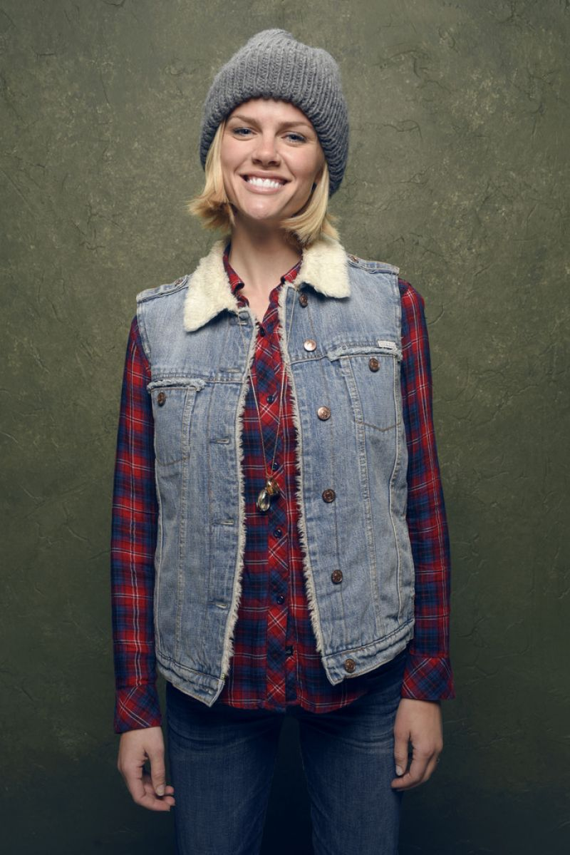 BROOKLYN DECKER at Results Portraits at 2015 Sundance Film Festival