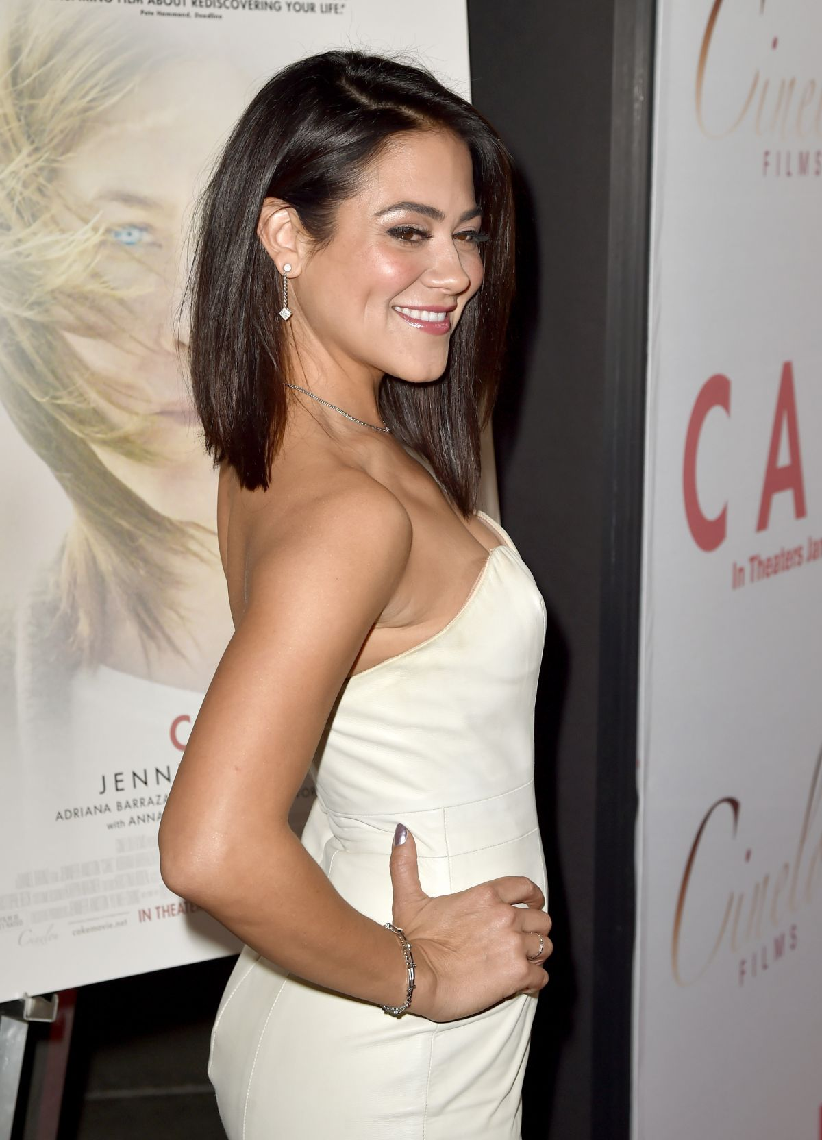 CAMILLE GUATY at Cake Premiere in Hollywood
