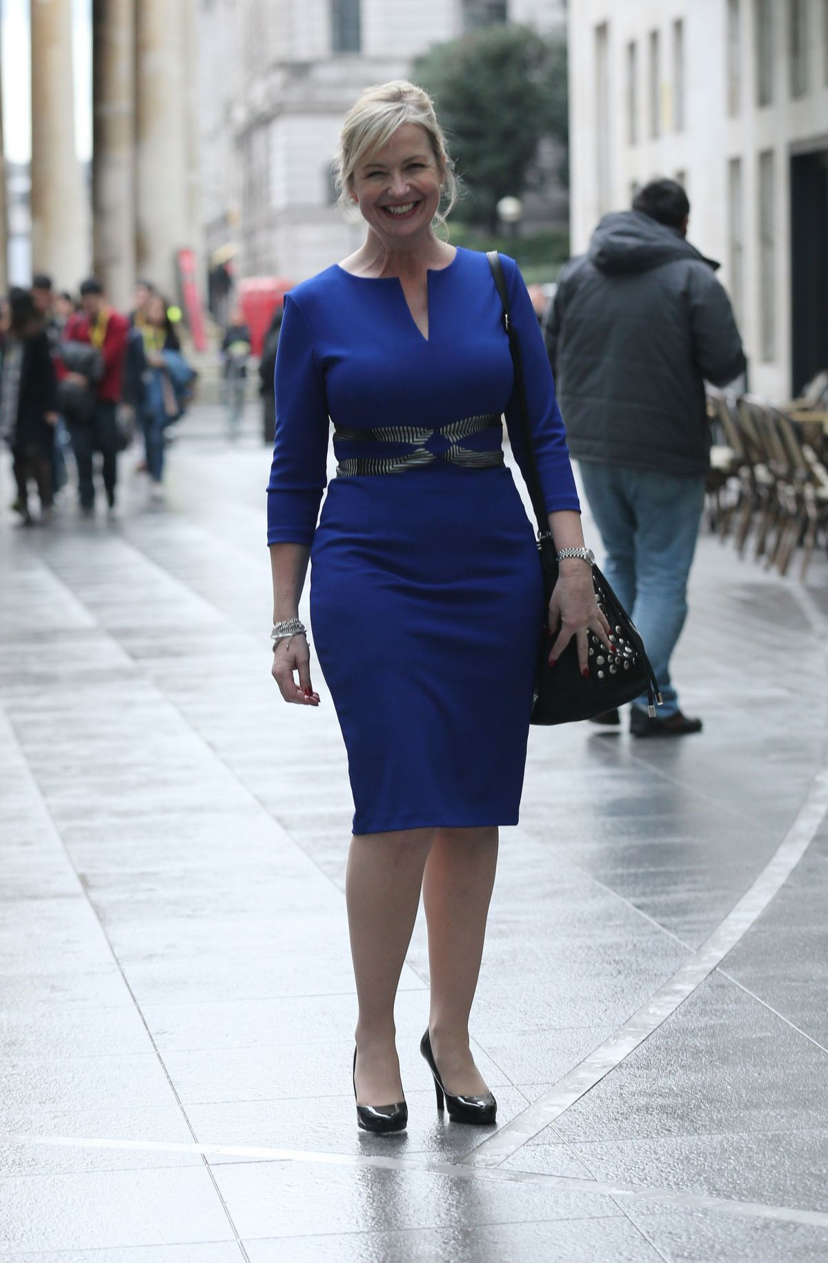 CAROL KIRKWOOD Leaves BBC Media City