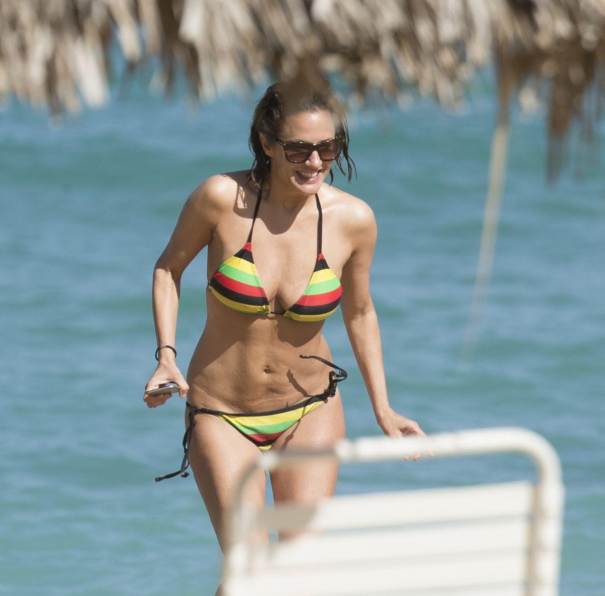 Caroline flack bikini