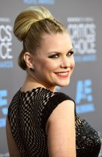CARRIE KEAGAN at 2015 Critics Choice Movie Awards in Los Angeles
