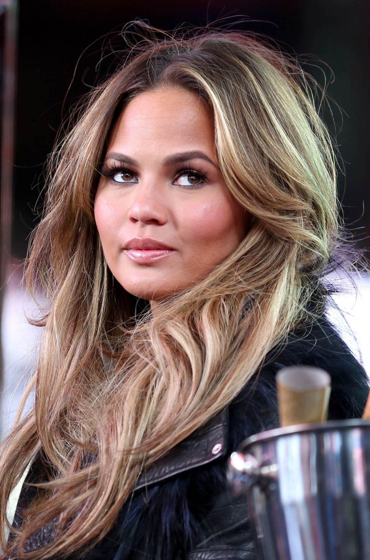 Chrissy Teigen Latest Latest Hairstyles