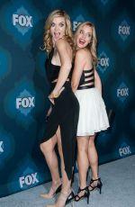 CHRISTINA MOORE at 2015 Fox All-star Party in Pasadena