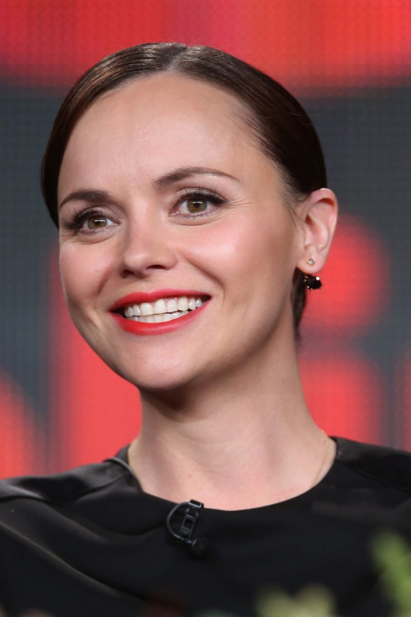 CHRISTINA RICCI at The Returned TCA Panel in Pasadena - HawtCelebs ...
