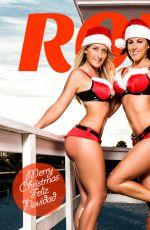 CLAUDIA ROMANI and ERIKA TESSAROLO in Bikinis for Roja Magazine