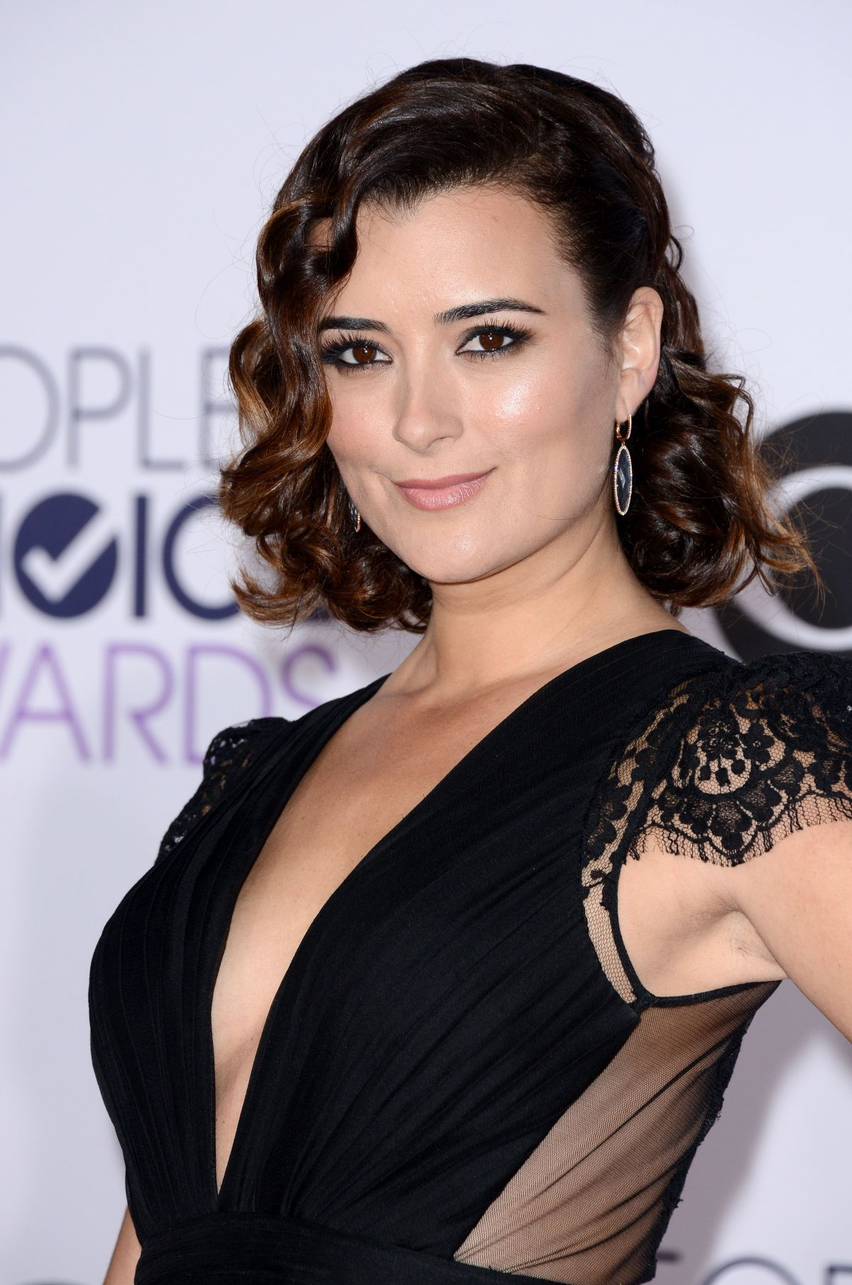 Cote de pablo people s choice awards 2015 mehr ncis guss pablo