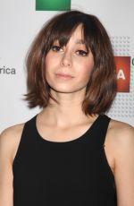 CRISTIN MILIOTI at 2015 Artios Awards for Casting in New York