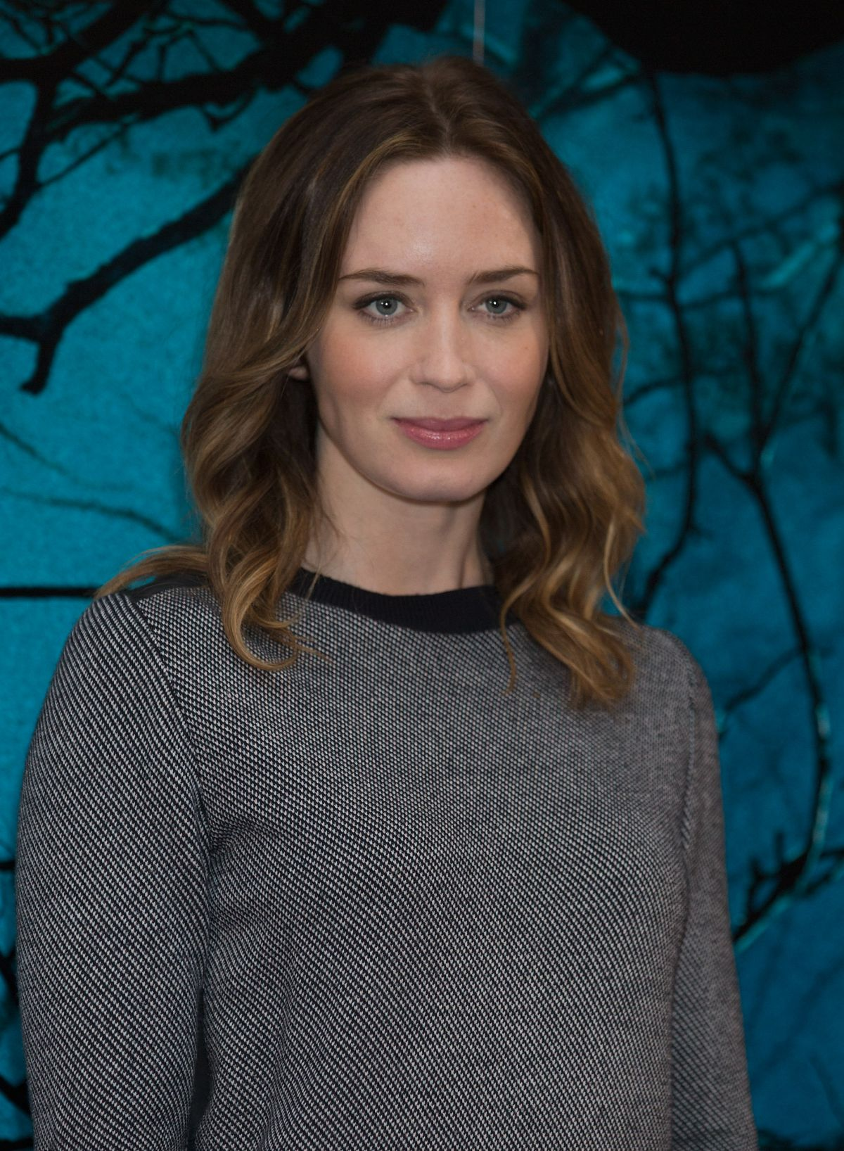 EMILY BLUNT at Into th...