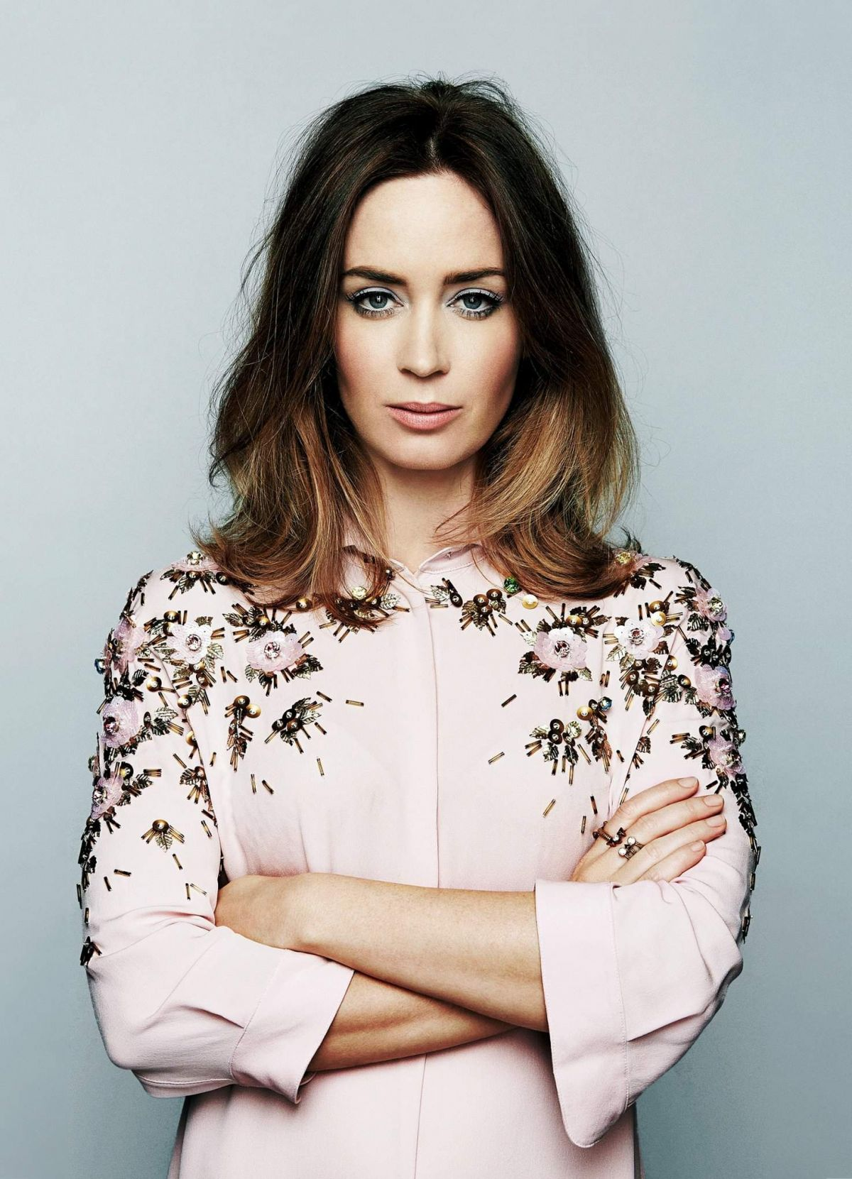 EMILY BLUNT - The Guardian Magtazine Photoshoot by Danielle Levitt ... Emily Blunt