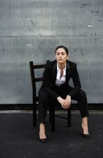EMMY ROSSUM in Spirit and Flesh Magazine
