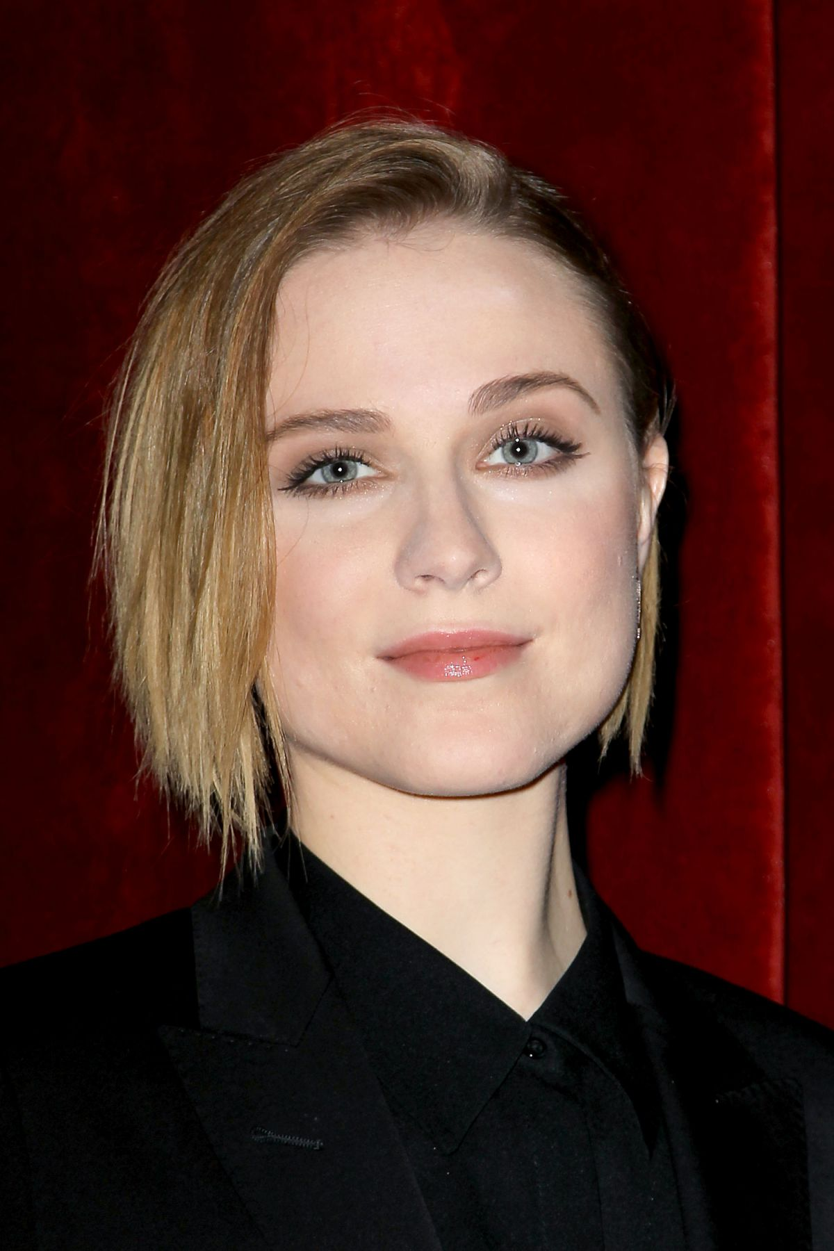 EVAN RACHEL WOOD at AOL's Build Speakers Series in New York ... Evan Rachel Wood