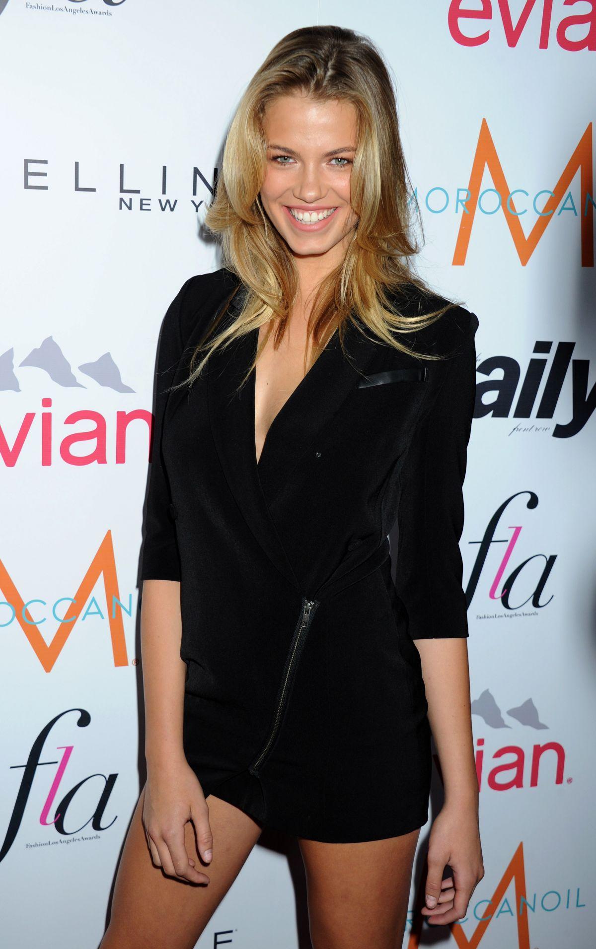 HAILEY CLAUSON at Daily Front Row Fashion Los Angeles Awards Show