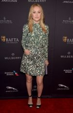 HANNAH NEW at Bafta Tea Party in Los Angeles