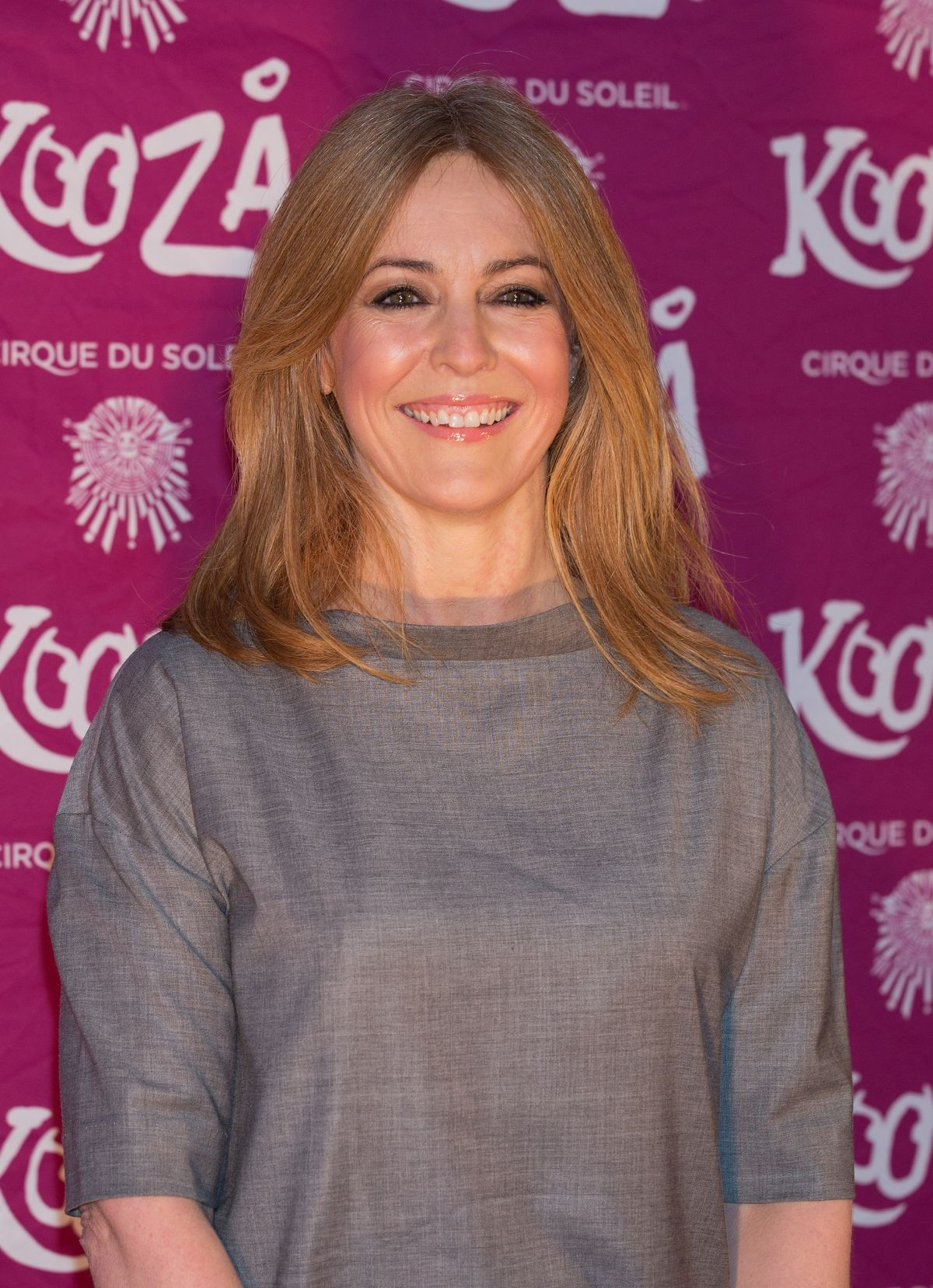 HELEN FOSPERO at Kooza by Cirque du Soleil VIP Performance in London
