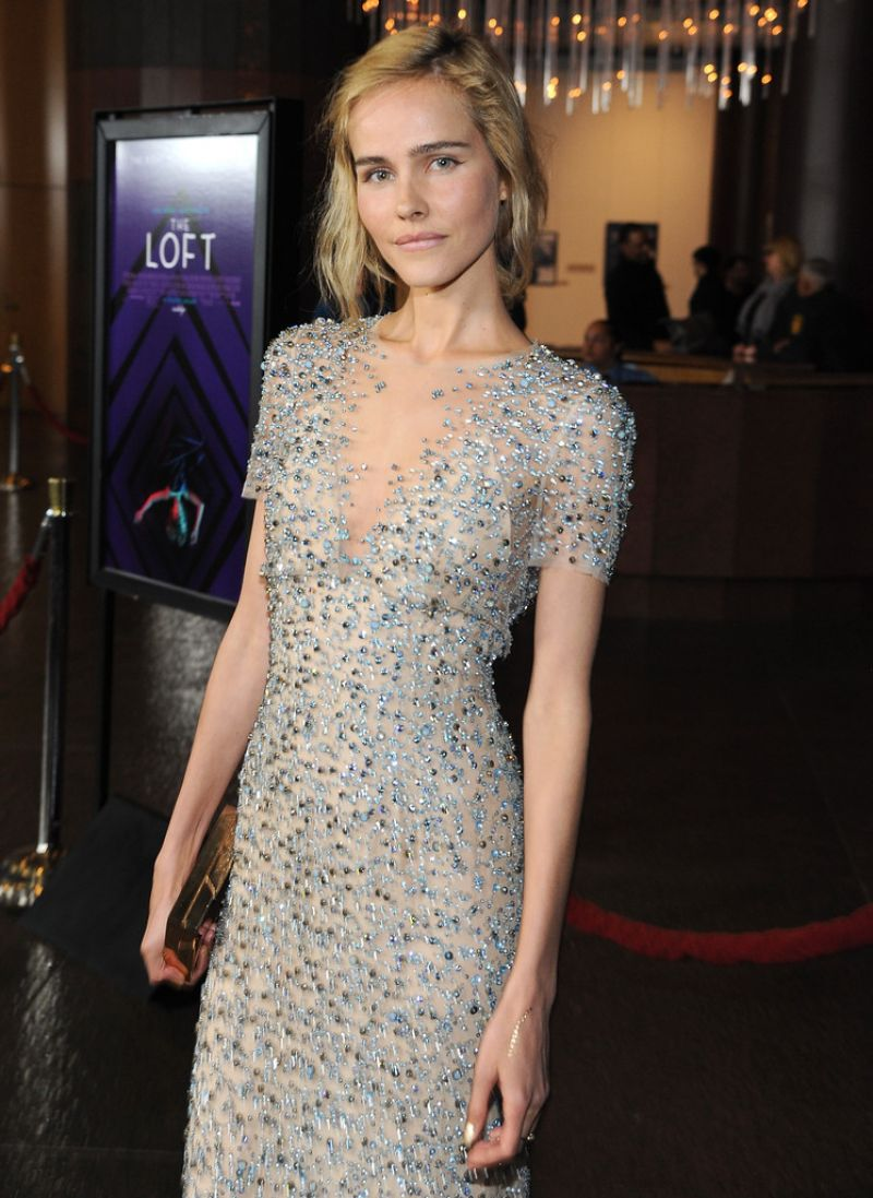 ISABELA LUCAS at The Loft Screening in Los Angeles