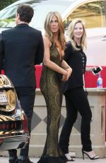 JENNIFER ANISTON at 2015 Screen Actor Guild Awards in Los Angeles