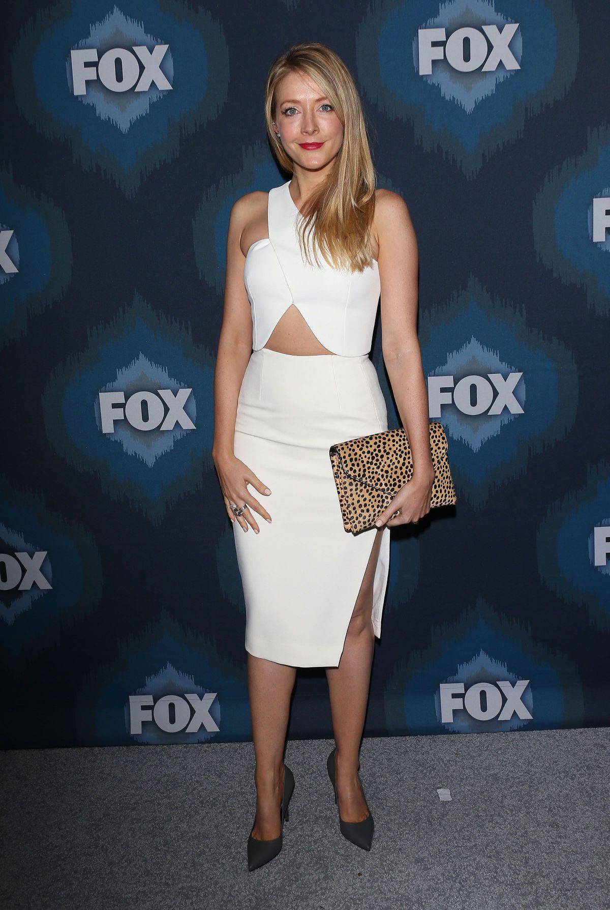 JENNIFER FINNIGAN at 2015 Fox All-star Party in Pasadena