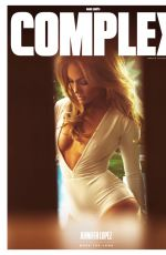 JENNIFER LOPEZ in Complex Magazine, February/March 2015 Issue