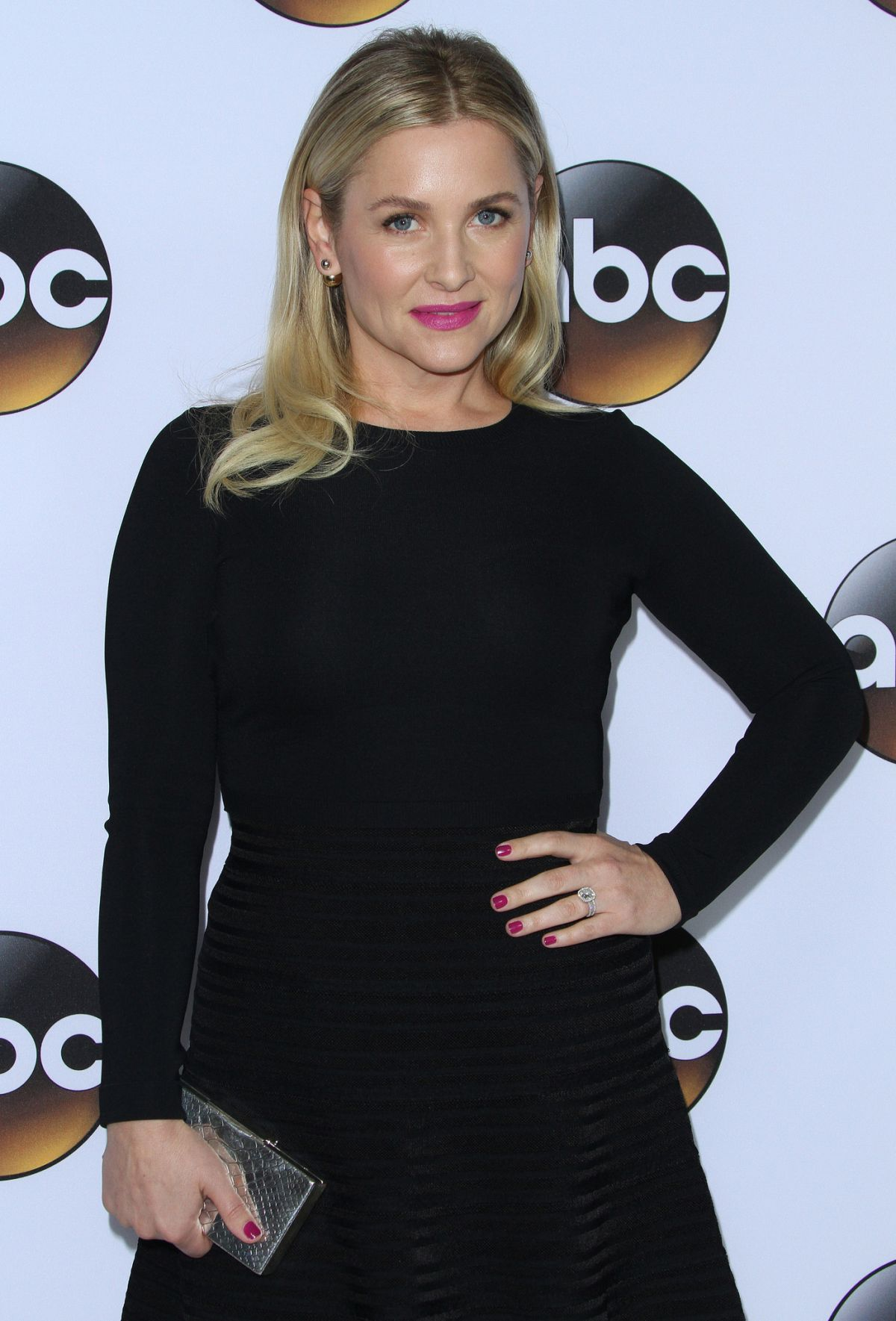 JESSICA CAPSHAW at Disney and ABC Television Group TCA ...